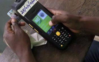 TROUBLE!  Smart card reader stolen in Edo