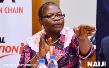 Finally! Ezekwesili speaks up on recession, lectures Buhari on economic management