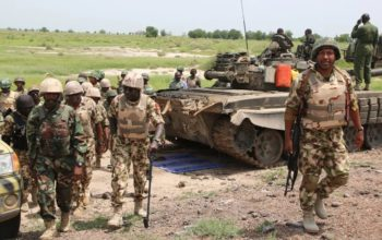 Buhari lies about talks? Anxiety as troops deploy weapons to Niger Delta (VIDEO)