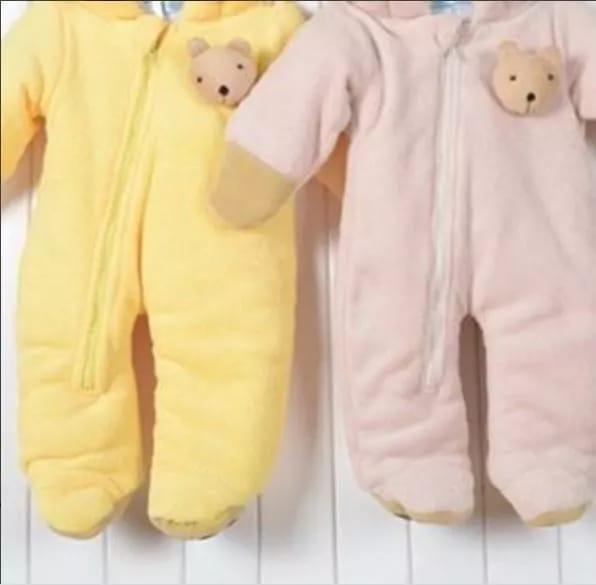 Geraldine sister's children clothe