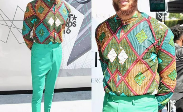 This America rapper will inspire YOU to wear ankara everyday (photos)