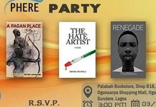Three top notch writers set to change the atmosphere of Lagos (Lagos)