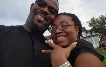 Famous Nigerian comedian celebrates 15 years of marriage (photos)