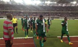 UPDATED: Iheanacho wonder strike hands Rohr first win for Super Eagles (video)