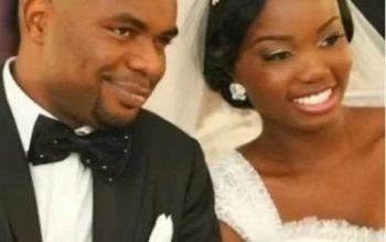 Eh-yah! Ex governor's daughter is now a single mother after ending 4 year marriage (photos)