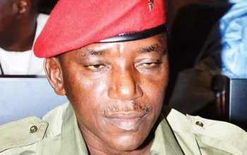 "Breaking: Dalung declares a ""state of emergency in Nigerian sports"