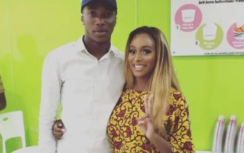 Awww! Billionaire's daughter finds love again? Goes on a dream date (photos)