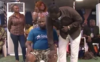 After suffering from stroke, you won't believe what happened to this Nollywood actor (video)