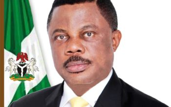 Governor Obiano is bereaved