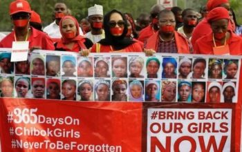 #BringBackOurGirls group dumps rally to Aso Rock, read why