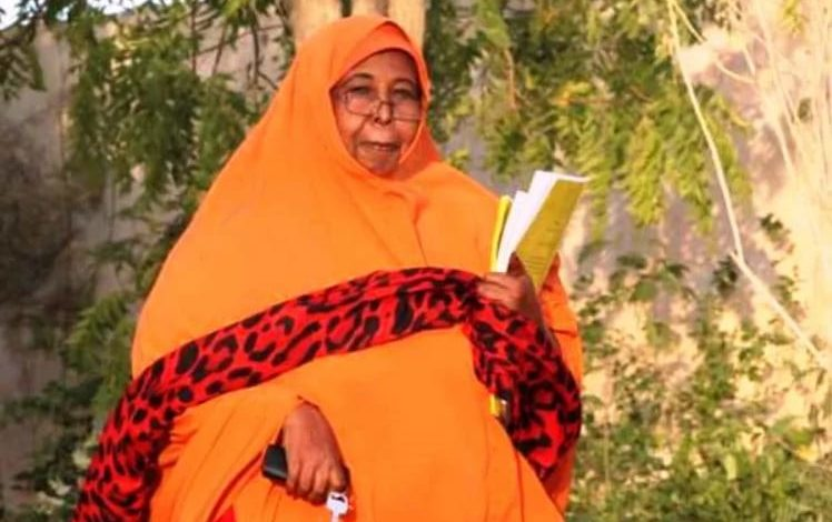 Wow! 60-year-old woman graduates from law school (photo)