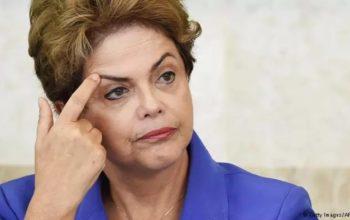 An tsige shugabar kasar Brazil Dilam Rouseff