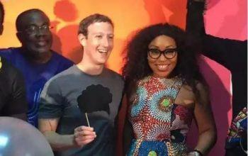 Mark Zuckerberg ya gana da yan Fim a Najeriya