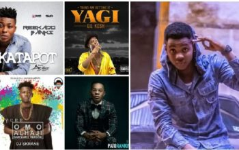 Revealed! Top 5 young Nigerian artists driving Nigerians crazy (Pictured)
