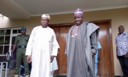 PDP crisis: Fayose berates Ali Modu Sheriff for visiting Obasanjo