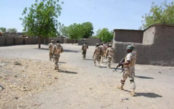 Rundunar Sojin sama na ma Boko Haram lugudan wuta