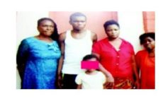 4yrs Old Girl Found After Being Sold By Her Aunt for N350k
