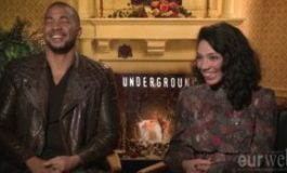 'Underground' Cast Picks Frederick Douglass Currency (Watch)