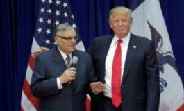 President Trump pardons controversial sheriff Joe Arpaio