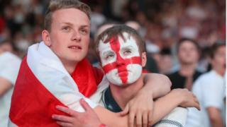 World Cup 2018: Fans thank England for 'making nation dream'