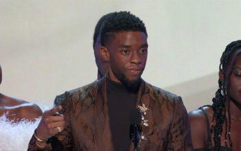 SAG awards 2019: Black Panther wins top prize at SAG awards