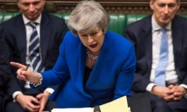 Brexit: MPs preparing to vote on amendments to PM's deal