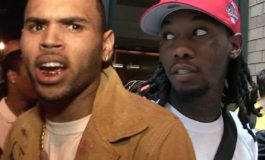 Chris Brown Tells Offset To Fight Him, Suck His D*** In Beef Over 21 Savage