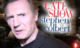 Liam Neeson Reportedly Cancels 'Late Show' Appearance with Colbert