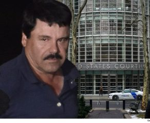 El Chapo Courthouse Cops Ran Active Shooter Drill to Prep for Trial, Verdict