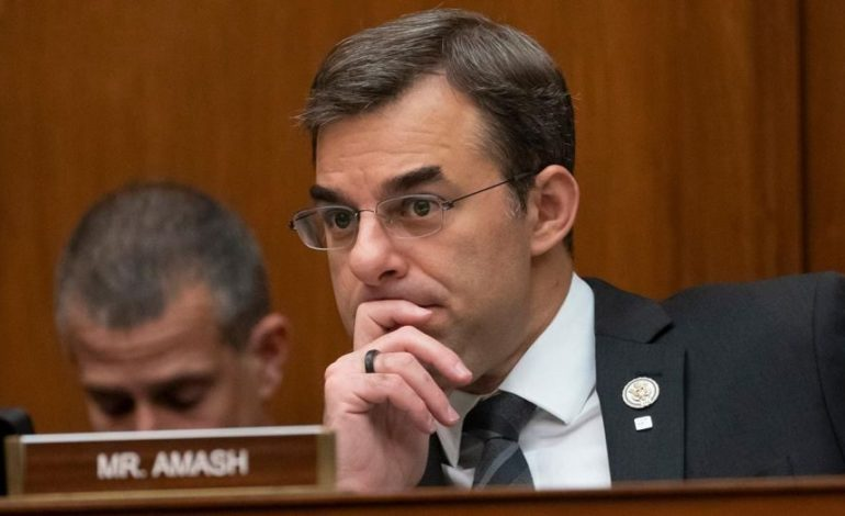 'Outnumbered': Trump trashing Justin Amash on Twitter is him 'at his best and worst'
