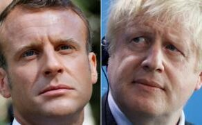 Brexit: Macron tells PM renegotiating deal 'not an option'