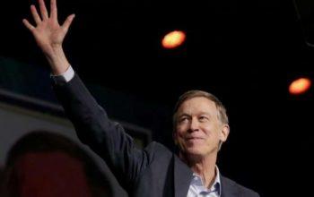 Hickenlooper to run for Senate in Colorado, looking to oust GOP Sen. Gardner: report