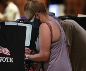 FBI says Iran and Russia have US voter information
