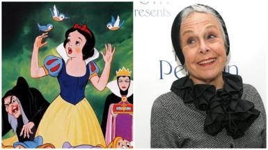 Snow White and Marge Champion