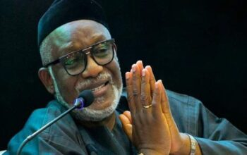 Akeredolu's Victory Defines APC's Ideology-preference for Infrastructural Development, Says Campaign Council