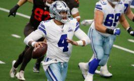 Cowboys to sign NFL backup quarterback Garrett Gilbert; Dallas executive calls Dak Prescott 'our future'