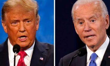 Trump confronts Biden on son's business dealings in final presidential debate