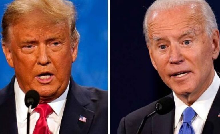 Trump confronts Biden on son's business dealings in final presidential debate