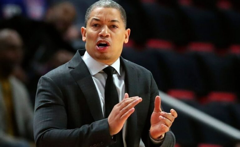 Lue wants to follow Rivers as voice for change
