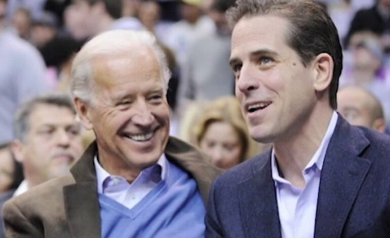 Live updates: Hunter Biden emails become presidential campaign issue