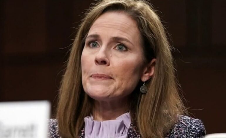 Maher warns Amy Coney Barrett like 'Terminator' sent to overturn Roe v. Wade