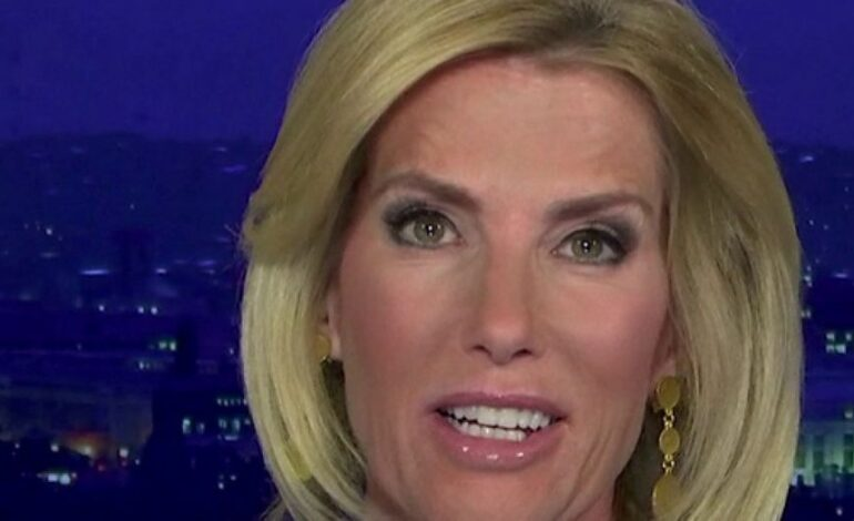 Laura Ingraham: President Joe Biden would be 'surrounded by lapdogs' in mainstream media