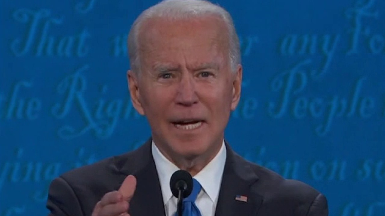 Biden: I have not taken a penny from any foreign source ever