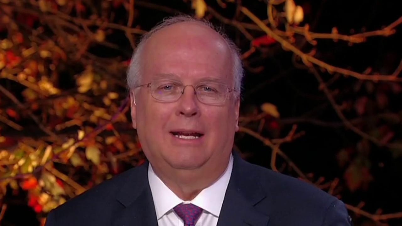 Rove: Biden left 'real openings for Trump' in final campaign stretch