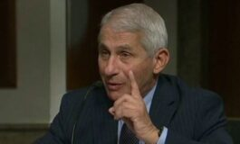 Trump hits Fauci, says his 'pitching arm' is 'far more accurate than his prognostications'